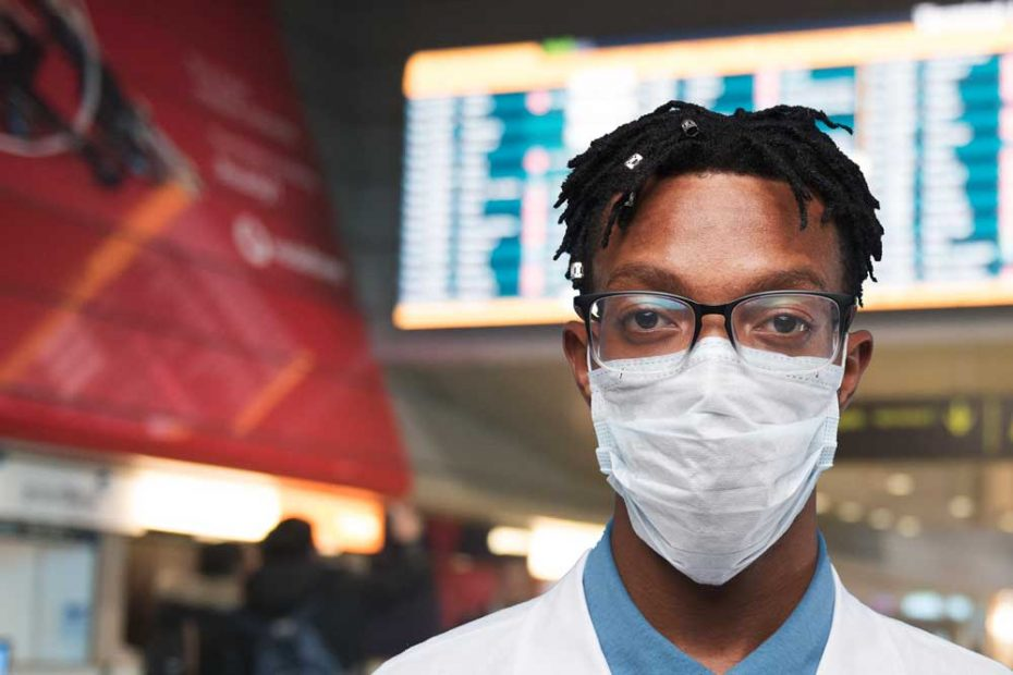 viajar angola corona virus