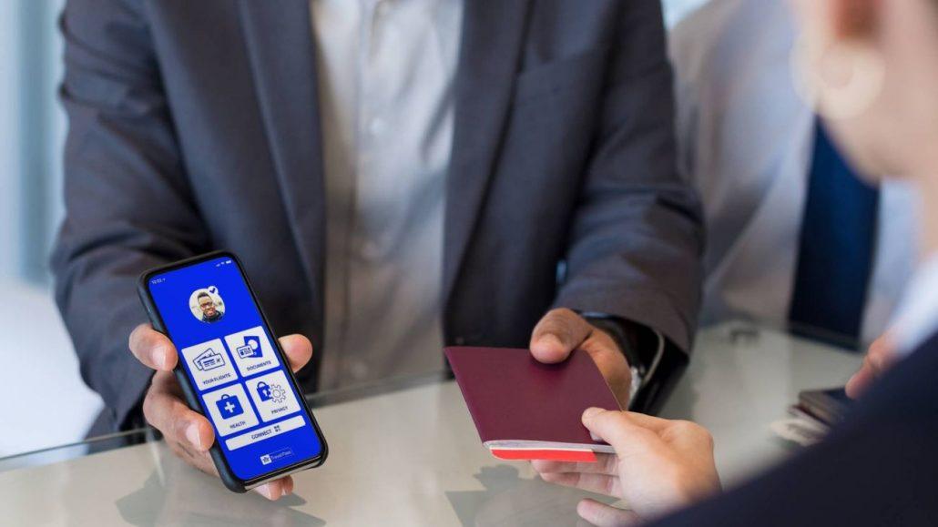 IATA Travel pass tests