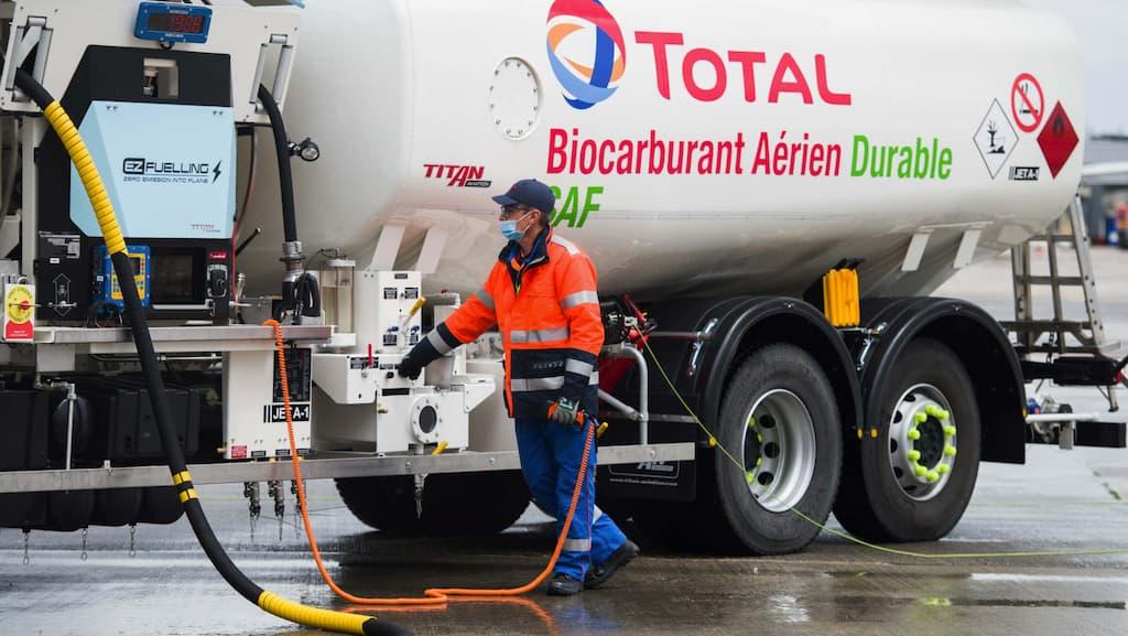 biocombustivel airfrance
