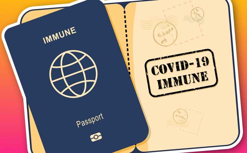 passaporte digital covid-19
