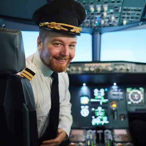 comandante aviao