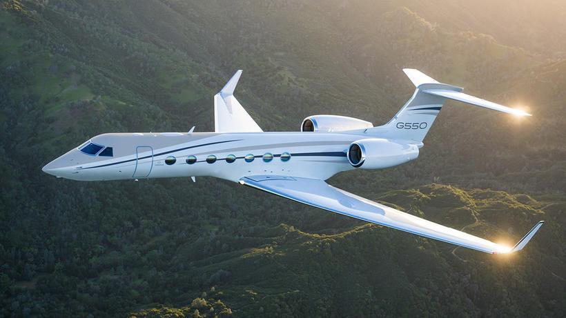 Jat Gulfstream